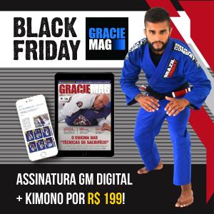 Black Friday Graciemag: GM Digital + kimono por apenas R$ 199