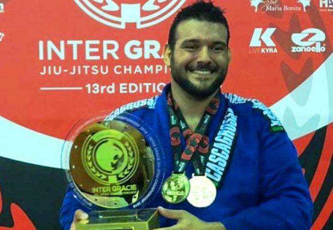 Renan Vieira fatura challenge do 13° Inter Gracie de Jiu-Jitsu