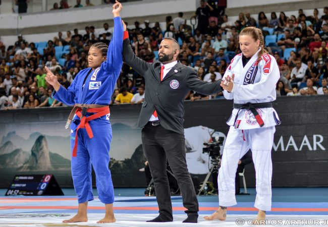 Interview: Gabi Pessanha's lessons in tenacity to win at A.D. Grand Slam Rio