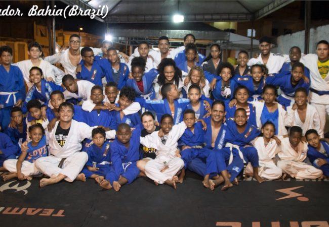 Jiu-Jitsu na Estrada: Arte suave sem portas e sem limites em Salvador