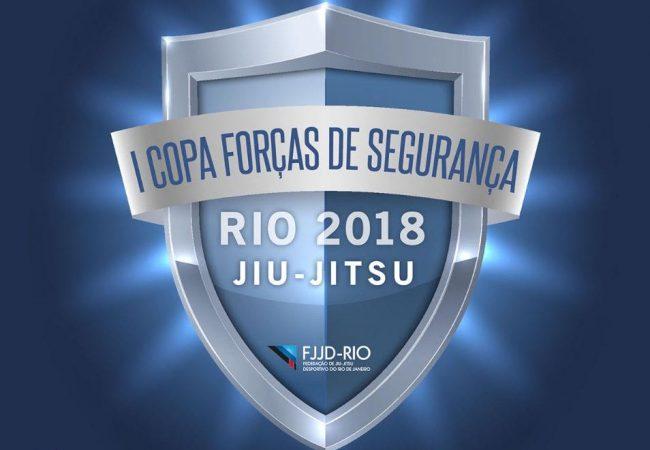 Polícias Civil, Militar e Federal, Bombeiros e Forças Armadas vão disputar campeonato de Jiu-Jitsu no Rio