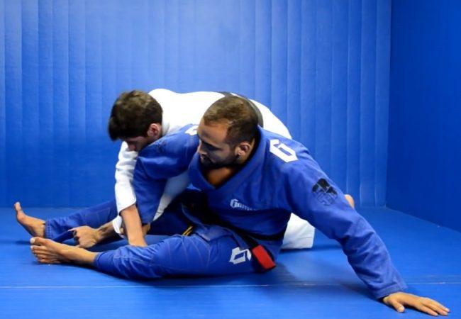 Jiu-Jitsu: Duas defesas da passagem toureando com Yuri Simões