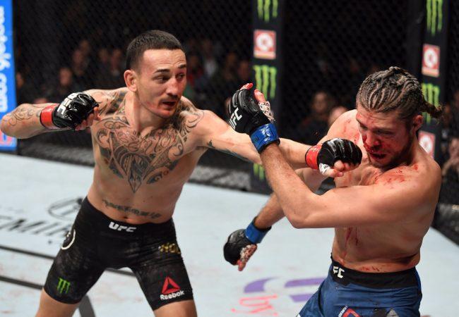 Max Holloway e Valentina Shevchenko vencem e conquistam cinturões do UFC 231