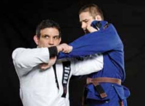 Jimmy Pedro's takedowns: Learn the same-sided grip seoi-nage
