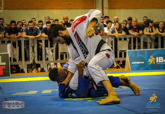 Murilo Amaral's killer armbar at the Porto Alegre Open