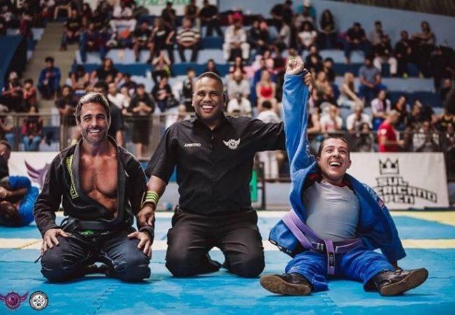 Vídeo: Um treino de Jiu-Jitsu inspirador para você se superar hoje