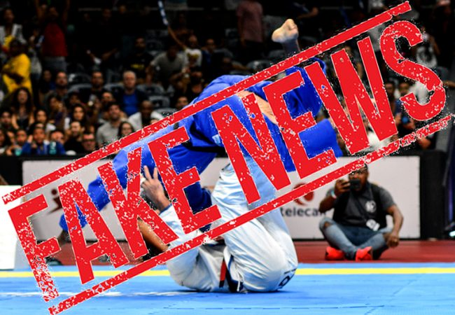 Poll: What is the biggest bit of fake news in BJJ?