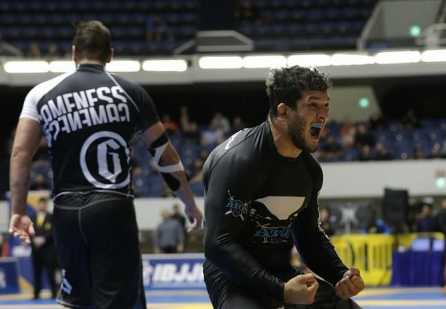 Here's the top talent signed up for the IBJJF No-Gi Worlds so far