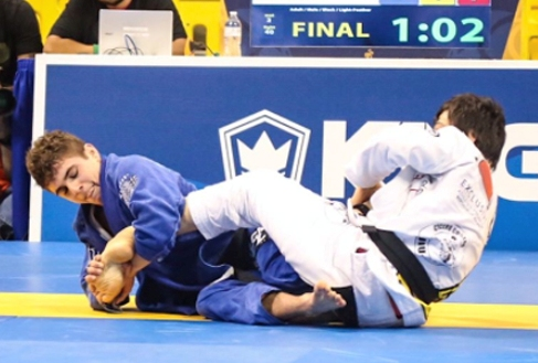 Happy again: Michael Musumeci's win over depression between the 2017 and 2018 BJJ Worlds