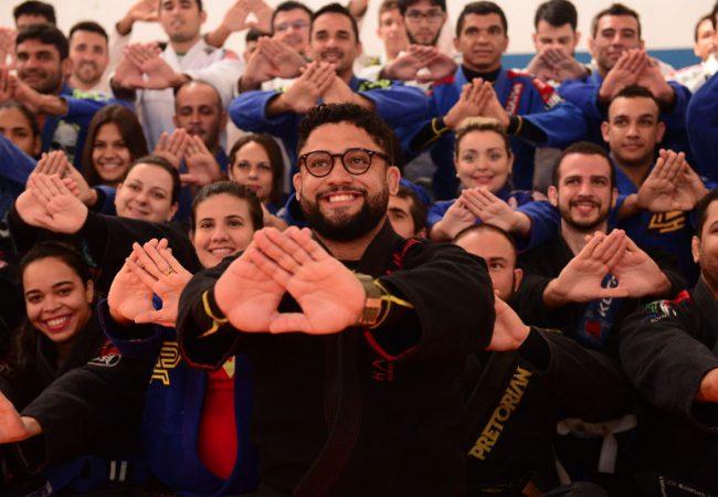 Conferência Halavanca promove aperfeiçoamento do Jiu-Jitsu na Paraíba