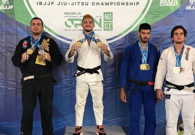 Yan Pica-Pau wins double gold at Brasilia Open