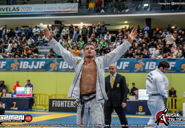Entrevista exclusiva: Gustavo Batista e a consistência para vencer no Jiu-Jitsu