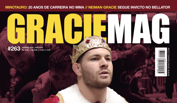 GRACIEMAG #263 – Gordon Ryan Show