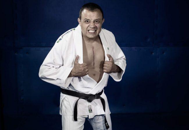 Depois de flertar com a morte e operar coração, professor de Jiu-Jitsu prepara volta aos torneios