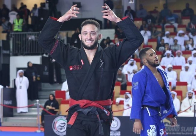Gabriel Arges defeats Isaque Bahiense to win King of Mats GP in Abu Dhabi