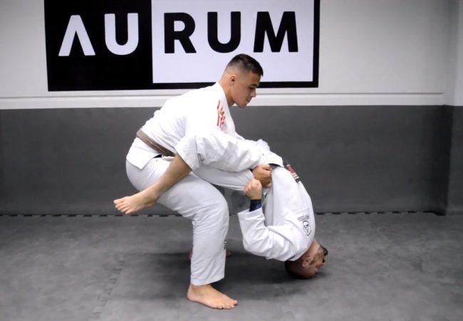 """Você conhece o """"efeito chicote""""? GMI Jean Feijó ensina a evitar isso e outras contusões no Jiu-Jitsu"""