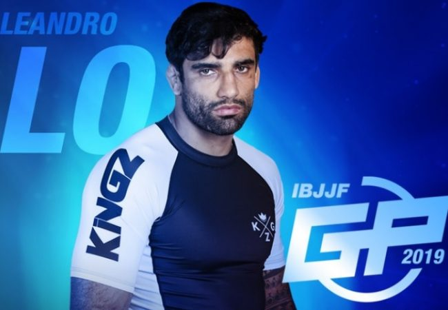 Leandro Lo takes 4th spot in IBJJF's no-gi GP