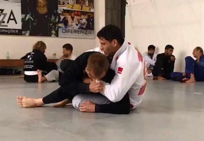 Vídeo: Felipe Preguiça afia o Jiu-Jitsu na FP Team para o BJJ Stars