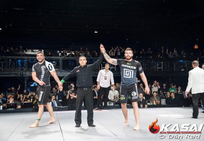 Gordon Ryan takes the win at Kasai Dallas; Rocha takes the crowd