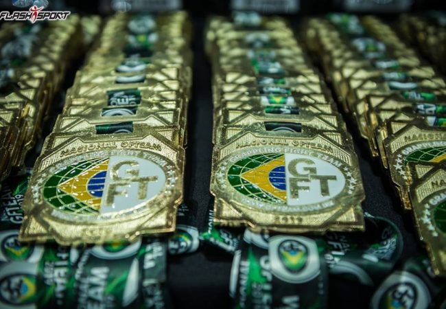 GFTeam Nationals awards champions tickets to IBJJF Worlds