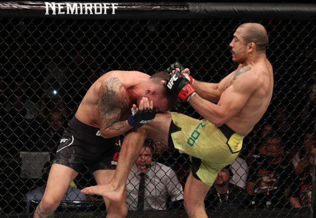 Aldo nocauteia Moicano; Demian, Do Bronx e Marlon finalizam no UFC Fortaleza