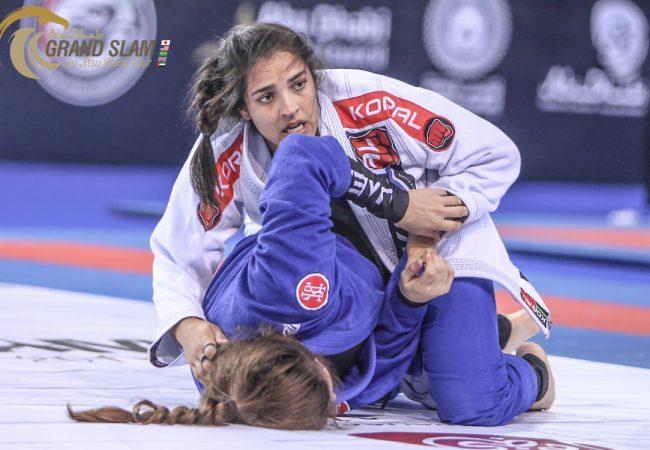 Jiu-Jitsu: Thamara Ferreira rechaça medo de faixas-pretas no Grand Slam de Londres