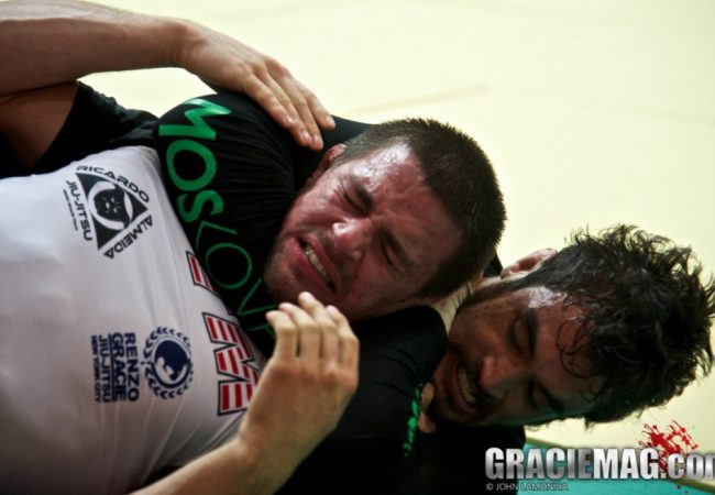 Remember Kron Gracie's rear naked choke on Garry Tonon from ADCC China