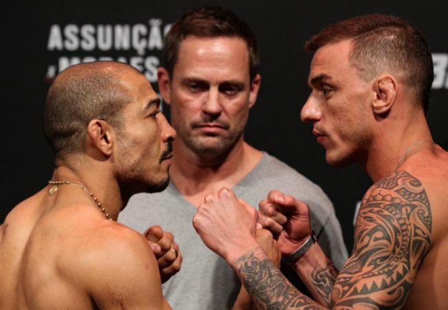 Rodrigo Minotauro analisa chances de José Aldo e Renato Moicano no UFC Fortaleza