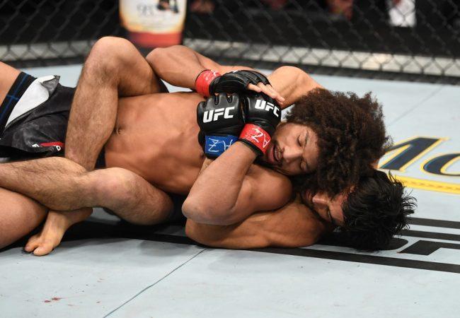 Kron Gracie usa o Jiu-Jitsu e finaliza rápido no UFC Phoenix; Francis Ngannou nocauteia Cain Velasquez