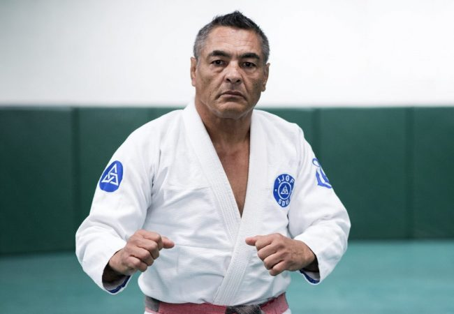 Rickson Gracie's story to be told in Netflix film