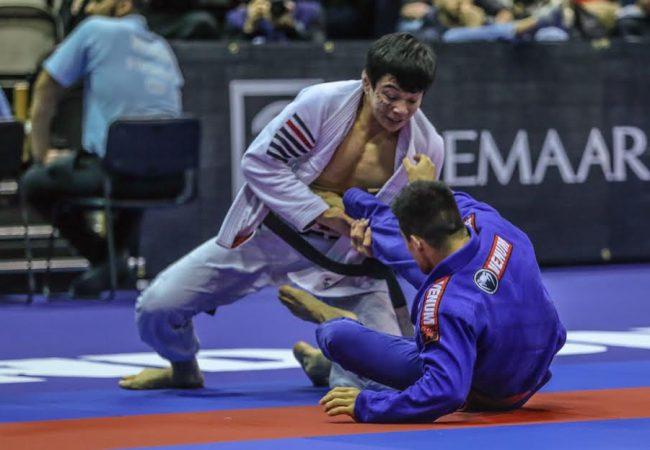 Paulo Miyao wins Abu Dhabi King of Mats title in London