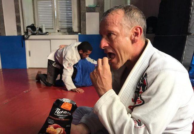 A arte de se alimentar melhor e evitar regimes no Jiu-Jitsu, com o GMI Luiz Dias
