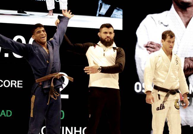 Spyder Jiu-Jitsu: Tim Spriggs and Matheus Lutes win GPs in South Korea