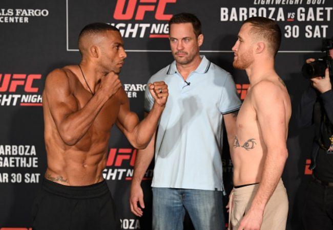 Vídeo: Edson Barboza projeta guerra na luta principal do UFC deste sábado