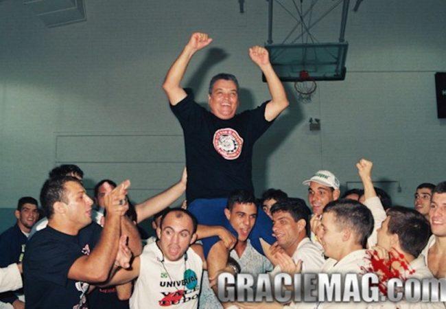 15 anos sem Carlson: faixa-vermelha ensina golpes favoritos de Jiu-Jitsu