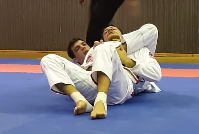 Jiu-Jitsu: O estrangulamento de Victor Genovesi no Budapest Open