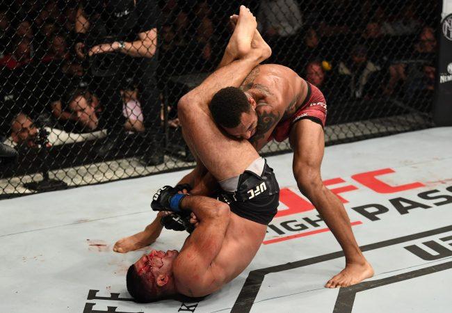 Finalização polêmica e nocaute de azarão marcam o UFC Londres