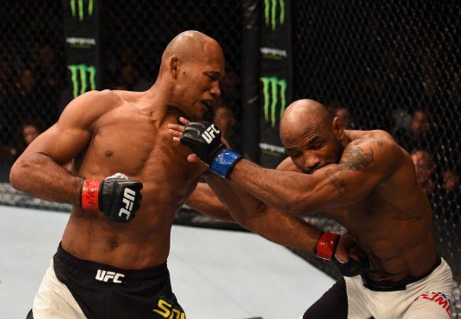 Rematch: Ronaldo Jacaré to face Yoel Romero at UFC Ft. Lauderdale