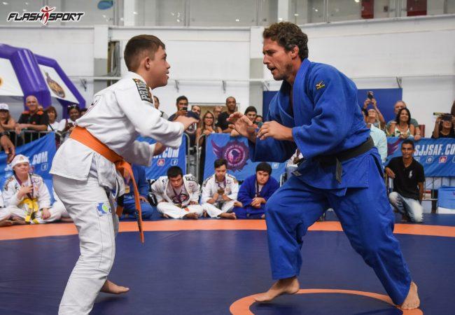Comunidade do Jiu-Jitsu abraça primeiro festival para atletas com Síndrome de Down