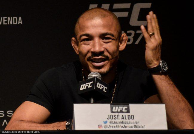 Fã de Royce, José Aldo confia no sucesso de Kron Gracie no UFC