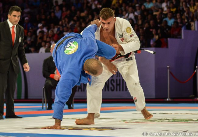 Full fight: Kaynan Duarte vs. Erberth Santos in the Abu Dhabi World Pro semis
