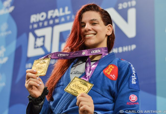 Duzão Lopes and Cláudia do Val win double gold at the Rio Fall Open