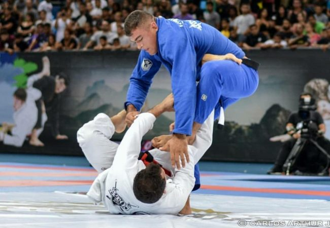 Entrevista exclusiva: Kaynan Duarte e a mente fixa em bater recordes no Jiu-Jitsu