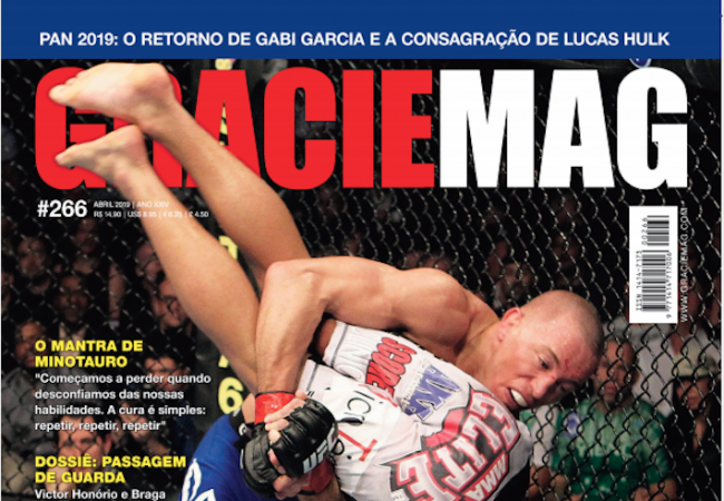 GRACIEMAG #266 – 25 lições desbravadas no UFC