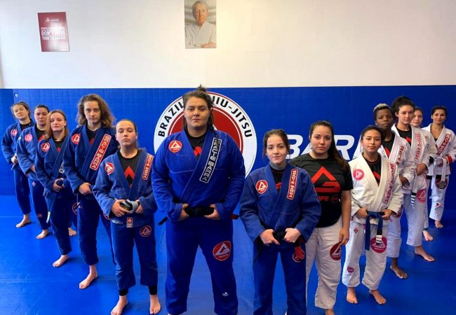Interview: Tayane Porfírio talks move to Gracie Barra