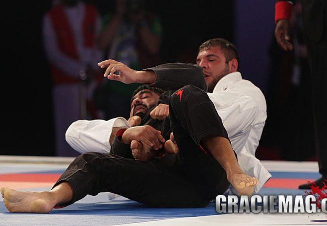 Resultados finais do Abu Dhabi World Pro Jiu-Jitsu 2019
