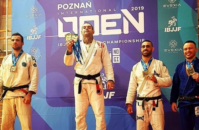 Video: In 90 seconds, Eldar Rafigaev secures double gold at the Poznan Open