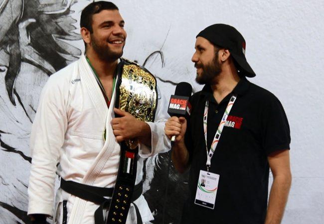 Vídeo: João Gabriel Rocha analisa retorno em Abu Dhabi e ritmo para o Mundial da IBJJF
