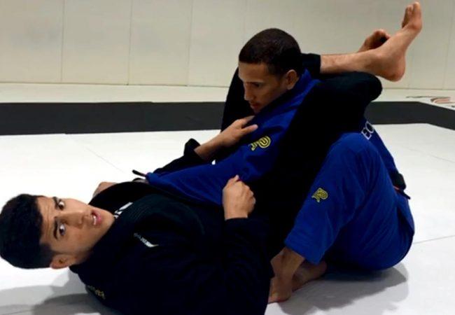 Vídeo: Matheus Gabriel ensina ataque rápido no triângulo no Jiu-Jitsu