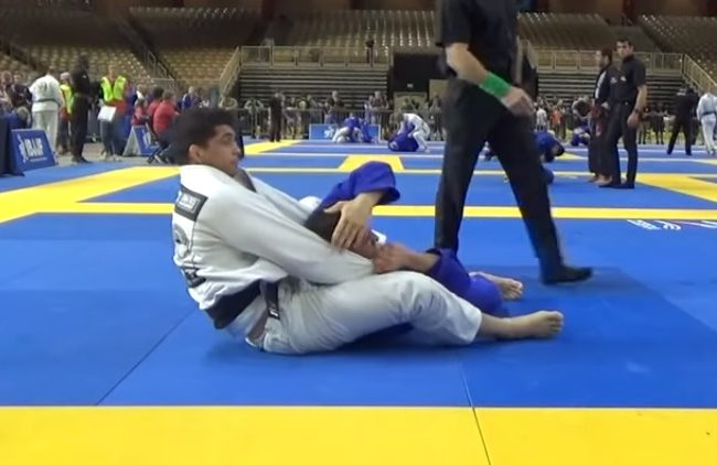Video: Manuel Ribamar finishes, clinching double gold at the Orlando Open